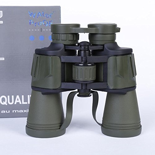 WJ ?20x50 Optisches Gro?es Okular Tragbares High-definition-fernglas im Freien Wettkampfkonzert,3