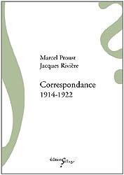 Correspondance avec Jacques Riviere (1914-1922)