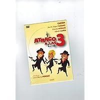 DVD ATRACO A LAS TRES