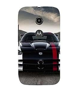 EPICCASE Royal Maybach Mobile Back Case Cover For Moto E 2nd Generation (Designer Case)