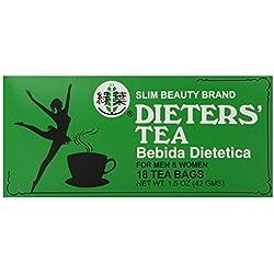 Diät' Tee Bebida dietetica - 18 Teebeutel/Kiste