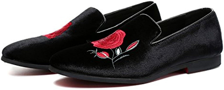Koyi Neue Casual Herrenschuhe Mode Zuckerguss Pop Tipp Stickerei Sommer Sandalen