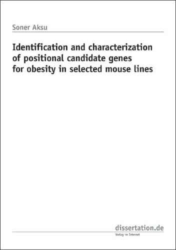 Identification and characterization of positional candidate genes for obesity in selected mouse lines