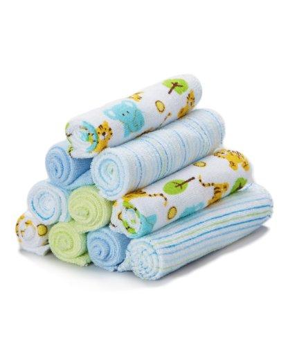 Spasilk 3fils en tissu éponge serviette de bain à capuche