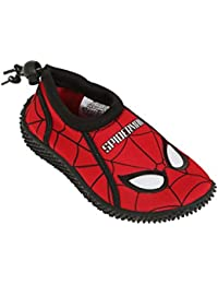 Spiderman Chicos Zapatillas neopreno 2016 Collection - Rojo