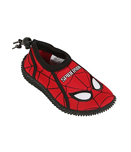 Spiderman Jungen Neoprenschuhe - rot - 30/31