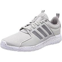 Adidas CF Lite Racer, Zapatillas de Deporte para Hombre, Blanco (Ftwbla/Ftwbla/Onicla 000), 48 EU