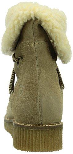 Tamaris 26935, Stivali da neve con rivestimento interno Donna Beige (Beige (Cream 403))