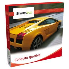Coffret cadeau Smartbox - Conduite sportive