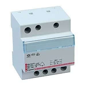 Transformateur pour sonnerie 230 V / 24 12 V 24 18 VA