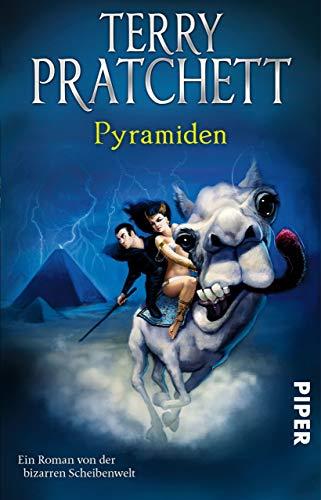 Pyramiden: Ein Roman von der bizarren Scheibenwelt -