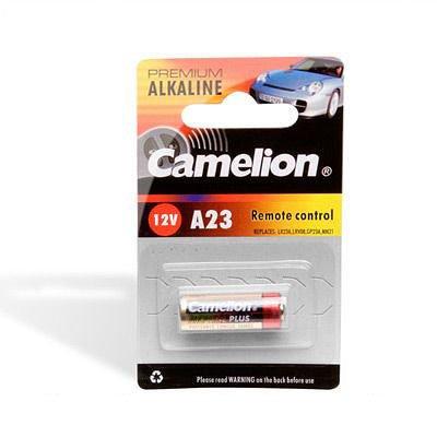 Camelion - 1 Piles Electronics Alkaline A23 12V