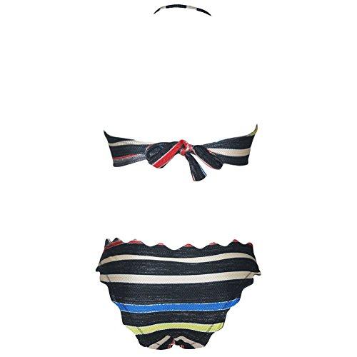 DISSA S410141 Damen Badeanzug Bademode Tankini Mehrfarbig