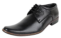 Guava Leather Dress Shoes - Black