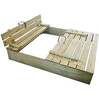 suchergebnis auf f r sandkasten mit sitzbank spielzeug. Black Bedroom Furniture Sets. Home Design Ideas