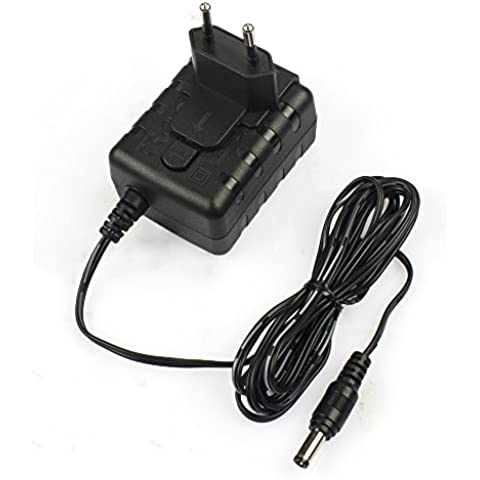 KFD Fuente Alimentación 12V 1A Cargador Adaptador para CCTV Camera, LED Strip RGB 5050 3528, Router, Switches,Suministro Energía Para Cinta LED o RGB Fuente de Alimentación del transformador de potencia
