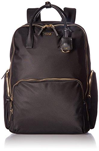 Tumi Voyageur Ursula T-Pass Backpack Mochila Tipo Casual, 42 cm, Negro (Black)