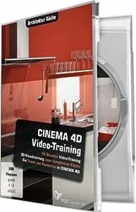 CINEMA 4D-Video-Training - Architektur Küche: Dein neuer Job: Star-Architekt!