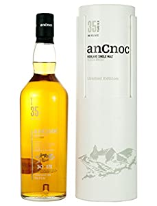 anCnoc - Highland Single Malt Limited Edition 2nd Edition - 35 year old Whisky from AnCnoc