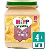 Hipp De Banano Orgánico Natillas 125G - Paquete de 6