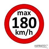 Geschwindigkeitsaufkleber Winterreifen Aufkleber 160 - 240 km/h Auswahl: (5 Stück, 180 km/h)
