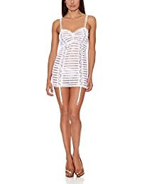 Intimax Sonia, Body Para Mujer, Blanco, S/M