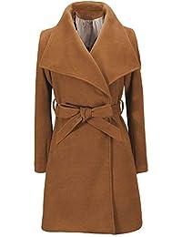 autentico negozi popolari stile squisito Amazon.it: Cintura - Giacche e cappotti / Donna: Abbigliamento