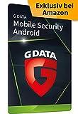 G DATA Mobile Security Android 2020   1 Gerät - 1 Jahr, Code in frustfreier Verpackung   Schutz für Tablet / Smartphone   Made in Germany