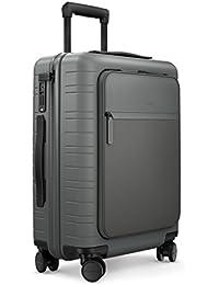 Horizn Studios equipaje de mano | Trolley de cabina Model M | 55 cm, 33 L, Trolley rígido de policarbonato con 4 ruedas, super ligero