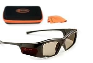 Samsung compatibles 3ACTIVE ® Lunettes 3D pour TV 3D de 2011-15. Rechargeable. UNE PAIRE