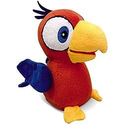 IMC Toys 94215 - Charlie Funnie Talkie Loro, color Surtido