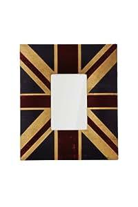 Premier Housewares 2300750 Cadre Photo Union Jack MDF/Toile 23x28 cm