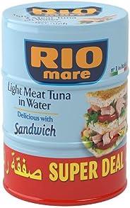 Rio Mare Tuna Sandwich Water, 160g x3