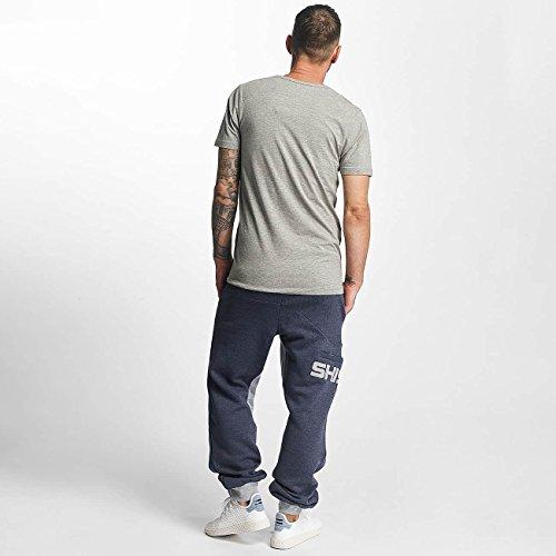 Shisha Uomo Pantaloni / Pantalone ginnico Sundag Blu