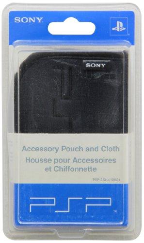 Sony Computer Entertainment PSP Tasche und Reinigungstuch