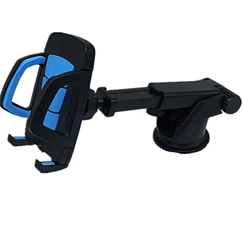 Gm Ipod (X-Auto-Halterung, Telefonhalter für Auto, Windschutzscheibe / Armaturenbrett Saugnapflüfter Halter von GM, um kleine Tablet-PCs und andere Android-Smartphones zu installieren)