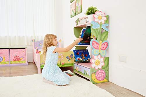 Fantasy Fields KinderMagic Garden KidsHolz-Bücherregal - 6