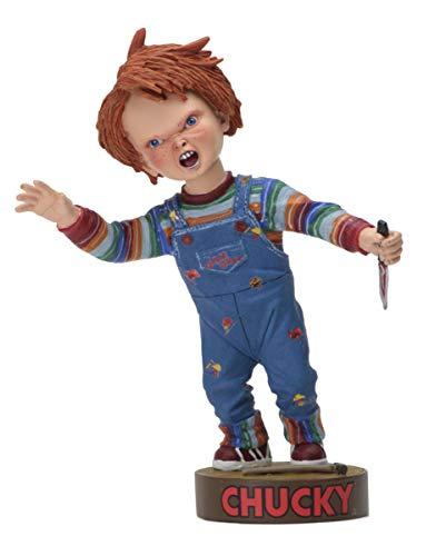 Horror-Shop Chucky Geschenkfigur mit Wackelkopf