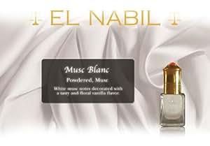 "EL Nabil ""musc blanc ""-5 ml"