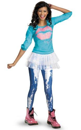 Disguise Disney Shake It Up Rocky Season 2 Classic Tween Costume, ()