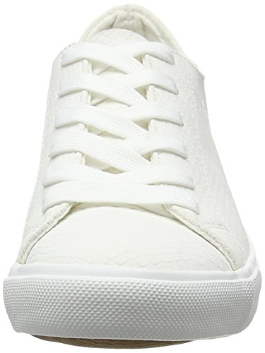 Nuovo Look Damen Moxie Low-top Weiß (bianco)