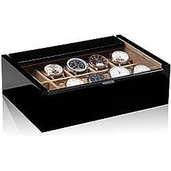 Luxwinder Lucia für 10 Uhren (inkl. Uhrenkissen)