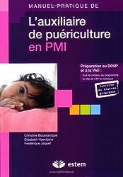 L'auxiliaire de puériculture en PMI