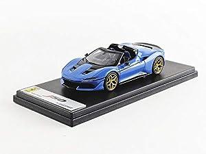 LOOK&SMART Looksmart LS485C - Coche en Miniatura de colección, Color Azul