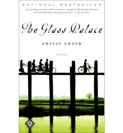 Portada del libro [(The Glass Palace)] [Author: Amitav Ghosh] published on (February, 2002)