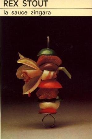 La sauce zingara - (Too many cooks) par Rex Stout