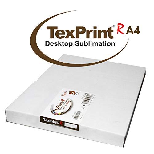 Carta sublimatica Texprint A4 XPHR originale USA