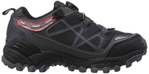 Viking Anaconda Boa Iv Gtx, Chaussures de randonnée mixte adulte Gris - Grau (Antracite/Red 7710)