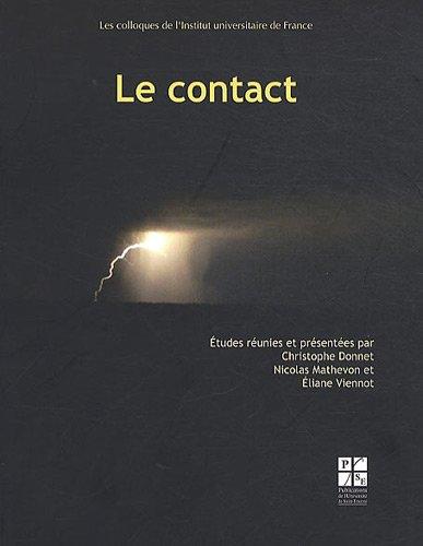 Le contact