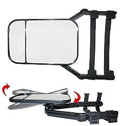 LAS 2X Caravan Specchio universale per auto camper Specchio Set Coppia con e di approvazione